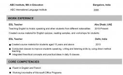 002 Phenomenal Cv Template For Teacher Job Image  Example Education Sample Computer