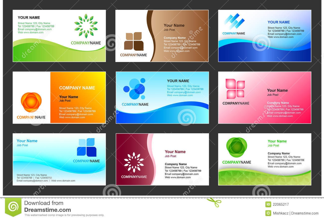002 Phenomenal Free Busines Card Design Template  Templates Visiting Download Psd PhotoshopFull