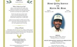 002 Phenomenal Free Funeral Program Template Download Sample  Simple Editable Microsoft Word