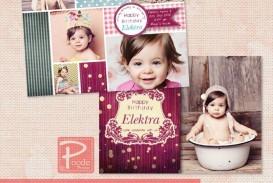 002 Phenomenal Free Online 1st Birthday Invitation Card Maker For Twin Inspiration