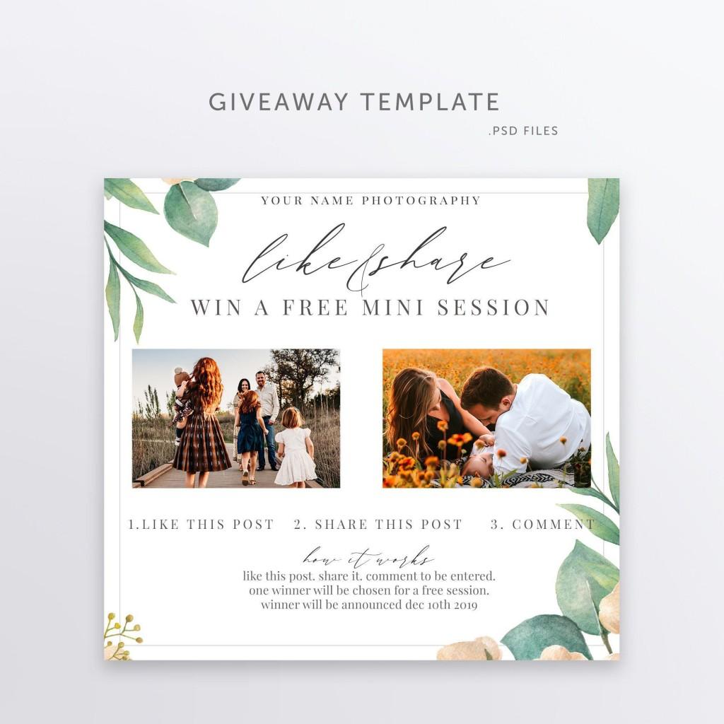 002 Phenomenal Free Photography Marketing Template High Def  Templates SeniorLarge
