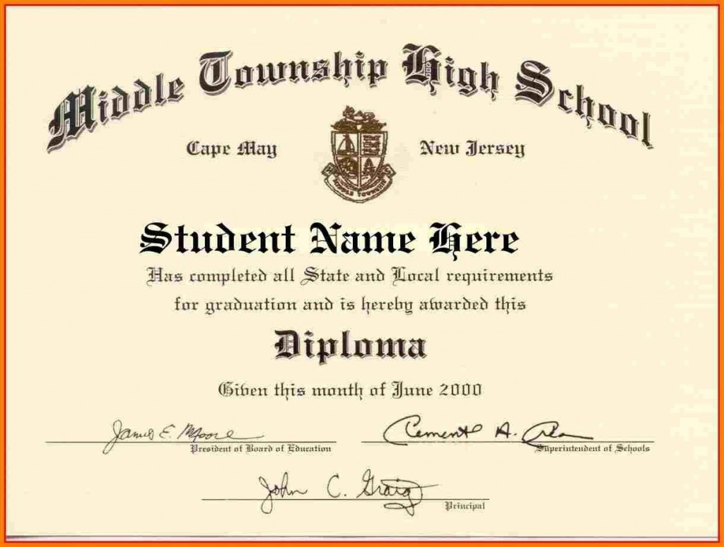 002 Phenomenal Ged Certificate Template Download Photo  FreeLarge