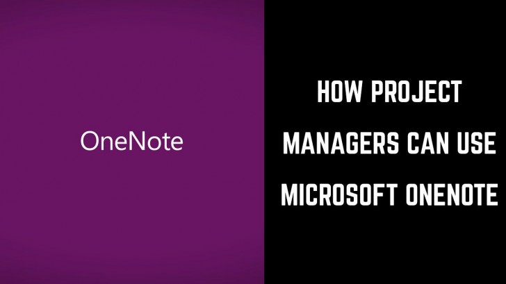 002 Phenomenal Onenote Project Management Template Free Picture  Download728