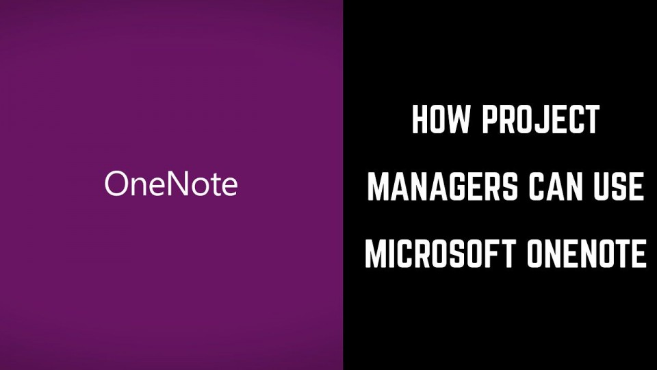 002 Phenomenal Onenote Project Management Template Free Picture  Download960