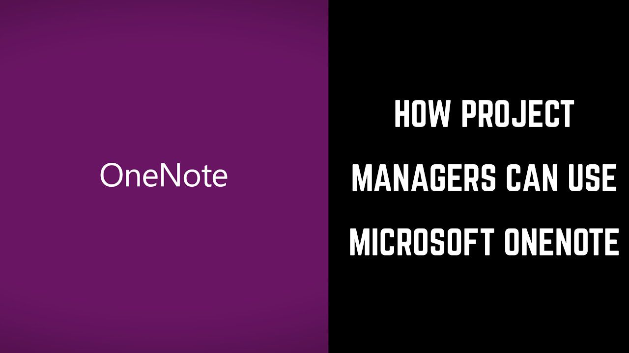 002 Phenomenal Onenote Project Management Template Free Picture  DownloadFull