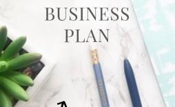 002 Phenomenal Photography Busines Plan Example  Examples Pdf Proposal