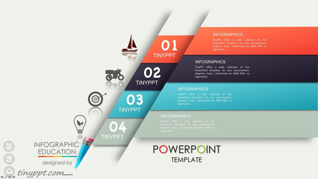 002 Phenomenal Ppt Template Free Download Concept  Powerpoint 2020 Microsoft History 2018Large