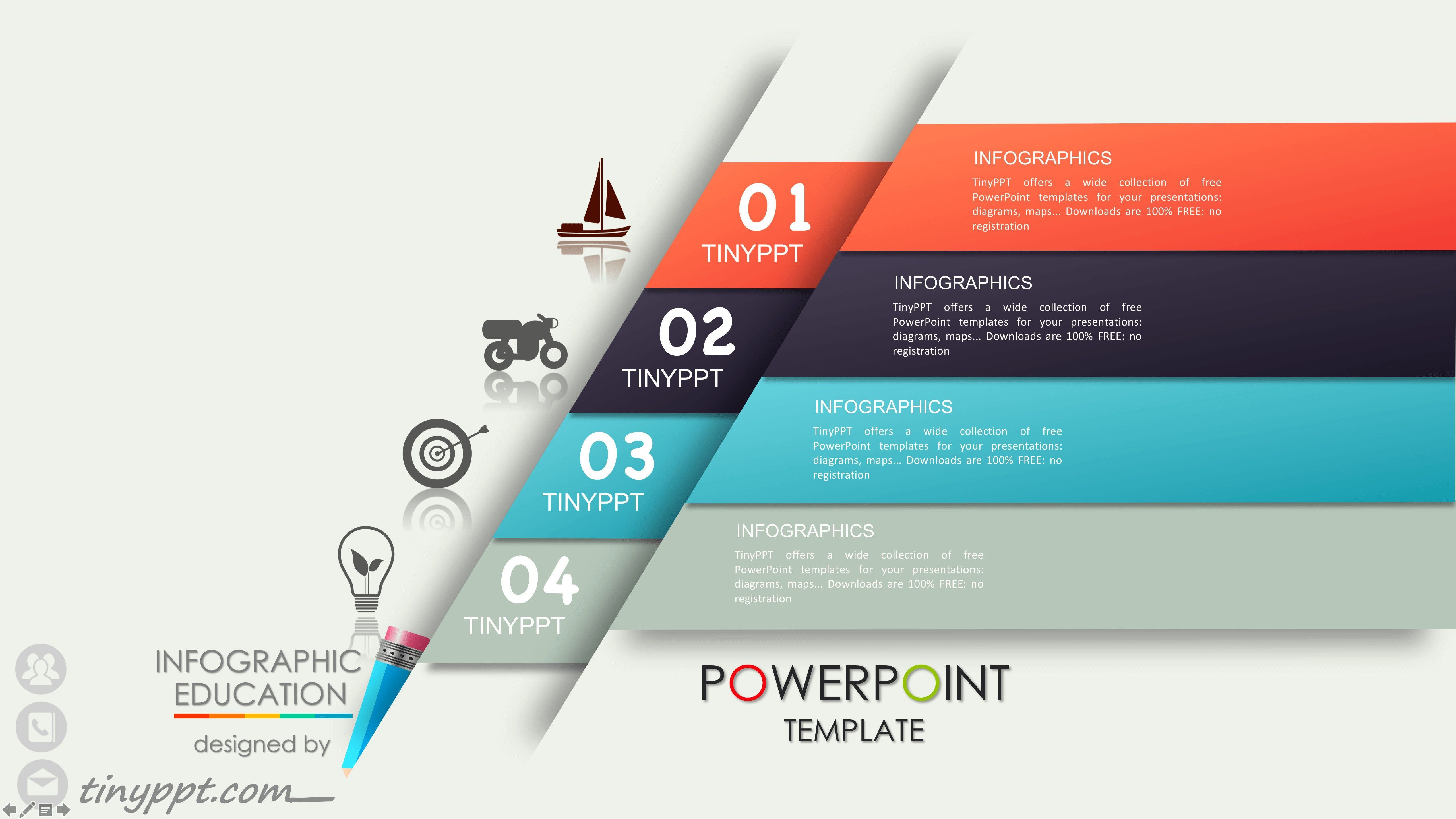002 Phenomenal Ppt Template Free Download Concept  Powerpoint 2020 Microsoft History 2018Full