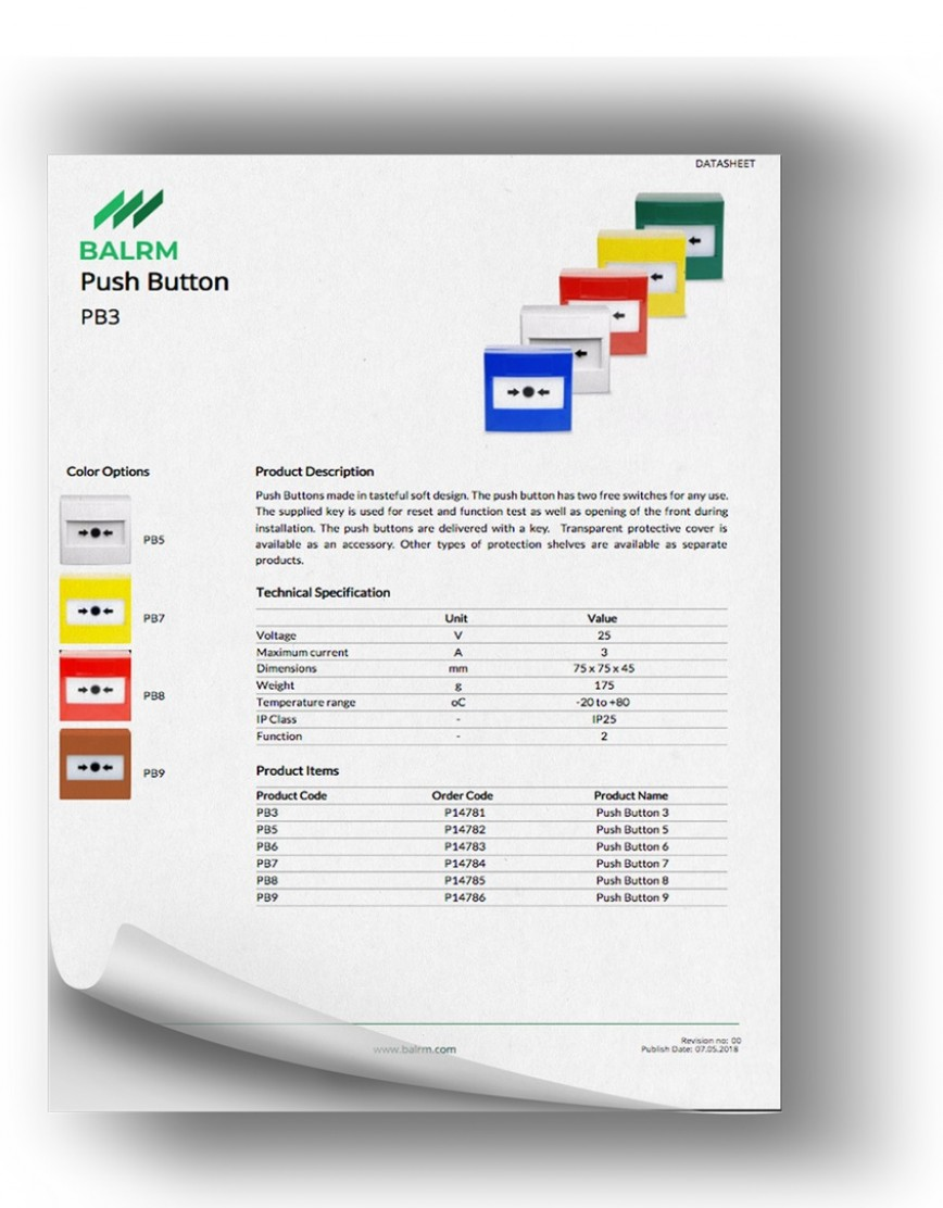 002 Phenomenal Product Data Sheet Template High Def  Spec Excel Specification Word