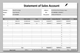 002 Phenomenal Statement Of Account Template Image  Uk Free Doc Customer