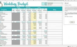002 Phenomenal Wedding Budget Template Excel High Definition  South Africa Sample Spreadsheet