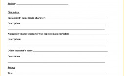 002 Rare 6th Grade Book Report Format Sample  Sixth Example Printable Middle School Template