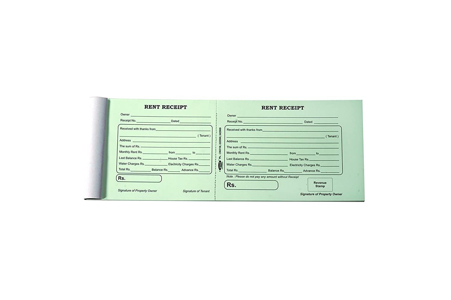 002 Rare House Rent Receipt Template India Doc Highest Quality  Format DownloadFull