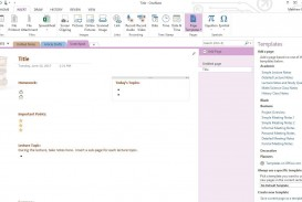 002 Rare Microsoft Onenote Project Management Template Idea