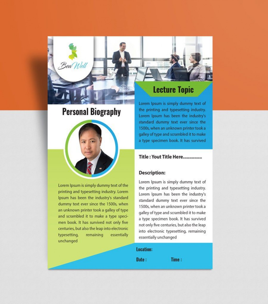 002 Rare Microsoft Publisher Flyer Template Photo  Advertisement Design Real Estate Free EventLarge