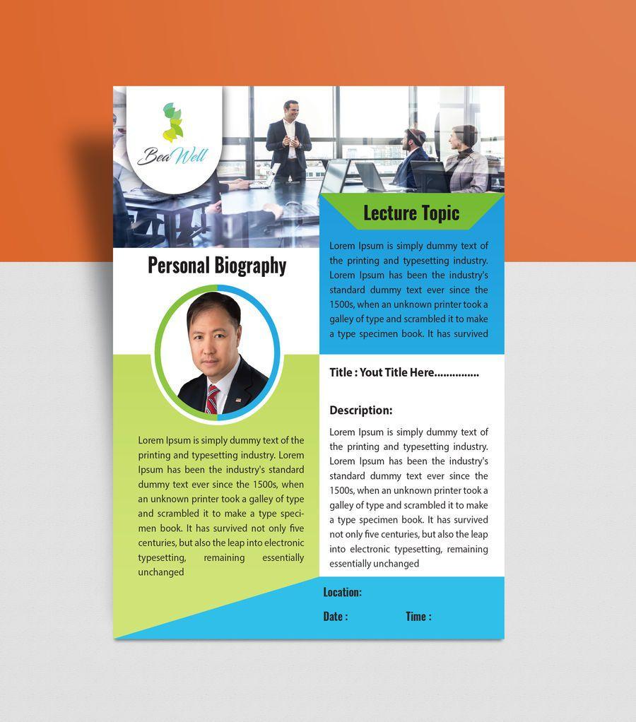 002 Rare Microsoft Publisher Flyer Template Photo  Advertisement Design Real Estate Free EventFull