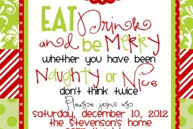 002 Rare Office Christma Party Invitation Wording Sample Photo  Holiday Example