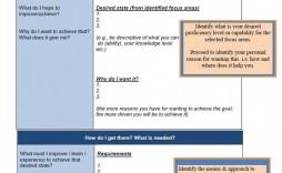 002 Rare Personal Development Plan Example Professional Doc Image