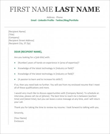 002 Rare Resume Cover Letter Template Microsoft Word Picture 360