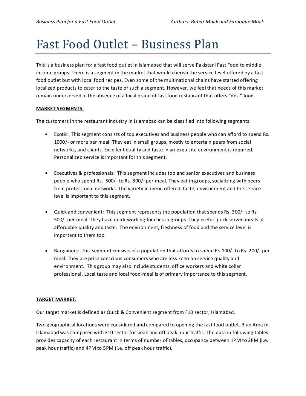 002 Rare Small Restaurant Busines Plan Ppt Presentation Inspiration  PowerpointFull