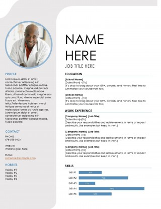 002 Rare Student Resume Template Word Free Download Highest Clarity  College Microsoft320