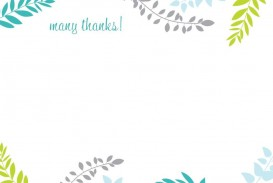 002 Rare Thank You Note Card Template Word Example
