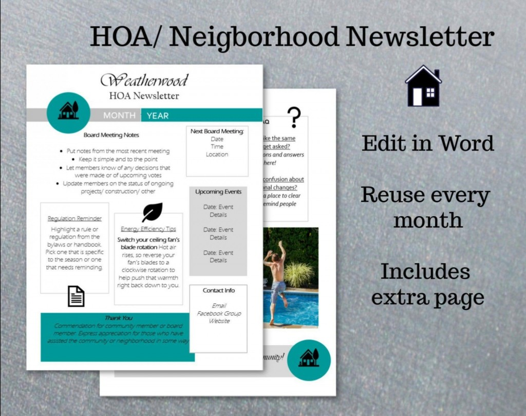 002 Rare Word Newsletter Template Free Download High Definition  Document M 2007 DesignLarge