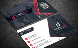 002 Remarkable Blank Busines Card Template Psd Free Sample  Photoshop Download