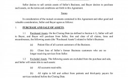 002 Remarkable Buy Sell Agreement Llc Template Free Photo