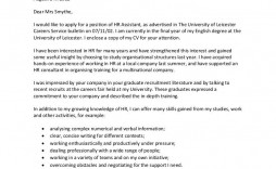 002 Remarkable Covering Letter Example Uk Image  Graduate Executive 2019