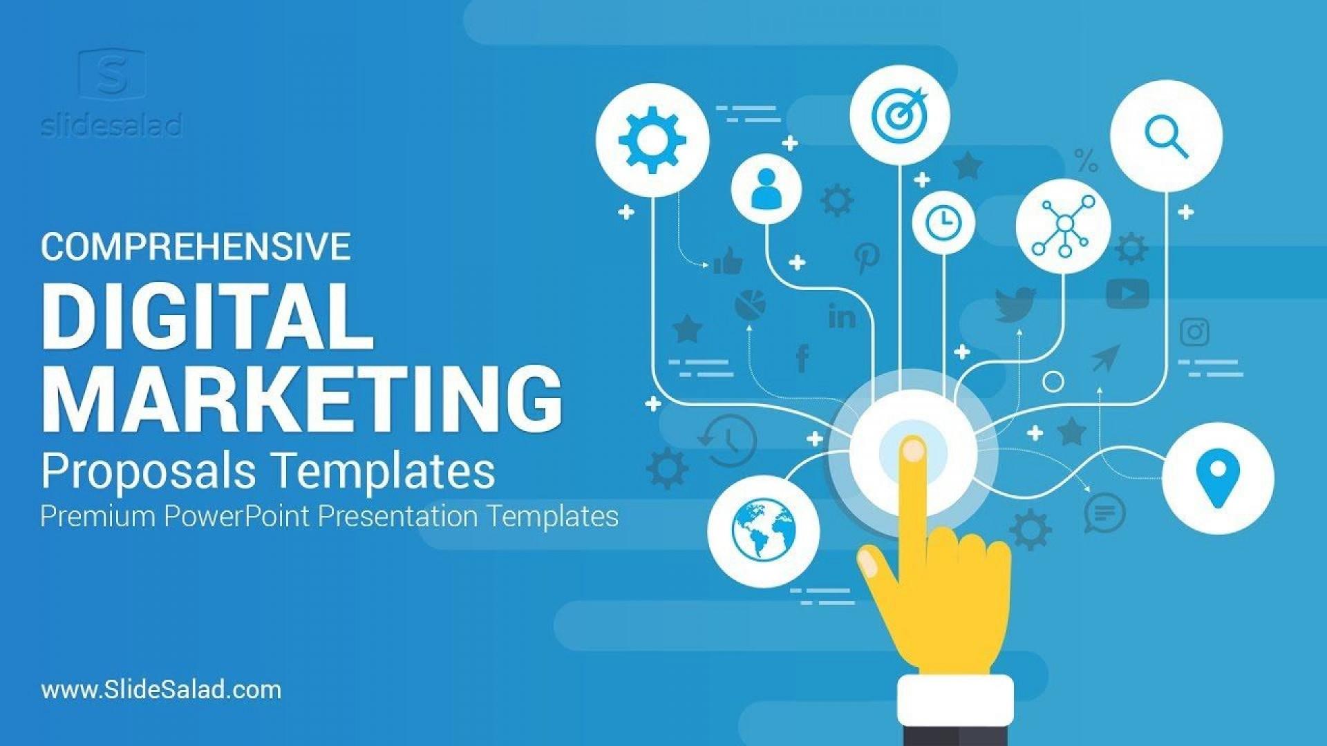 002 Remarkable Digital Marketing Plan Sample Ppt Picture 1920