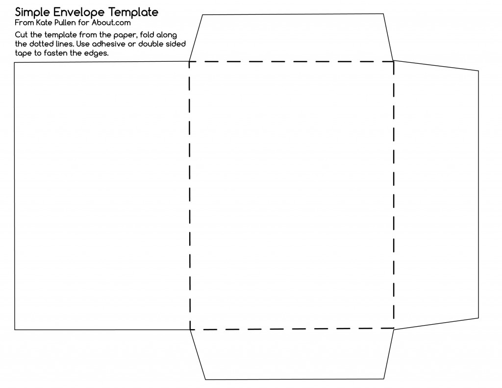 002 Remarkable Free Printable Envelope Template Inspiration  Templates Addres Mini PatternLarge
