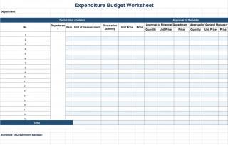 002 Remarkable Line Item Budget Form Sample  Template Spreadsheet Format320