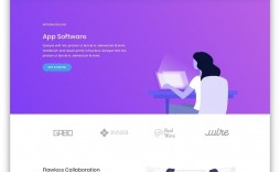 002 Remarkable One Page Website Template Free Image  Bootstrap 4 Html5 Download Wordpres