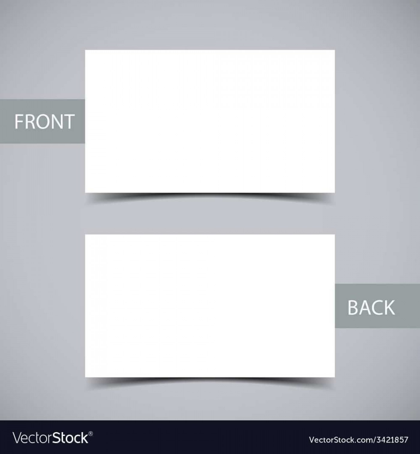 002 Remarkable Plain Busines Card Template Sample  White Free Download Blank Printable Word 20101400