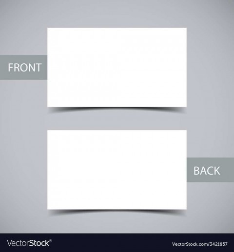 002 Remarkable Plain Busines Card Template Sample  White Free Download Blank Printable Word 2010480
