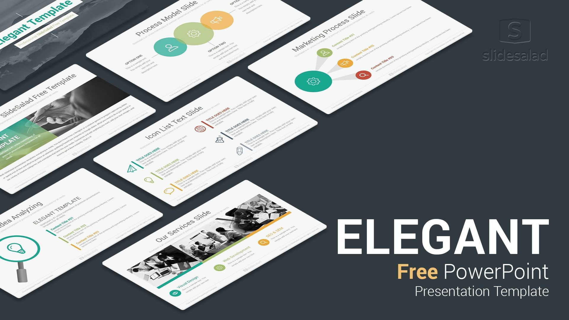 002 Remarkable Powerpoint Presentation Format Free Download High Def  Influencer Template Company Ppt SampleFull