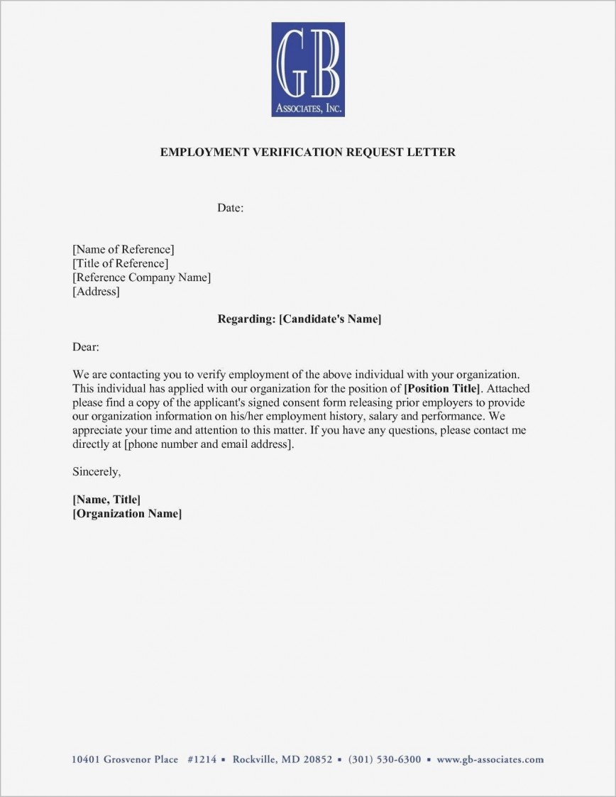 002 Remarkable Proof Of Employment Letter Template Doc Photo  Confirmation Document Sample