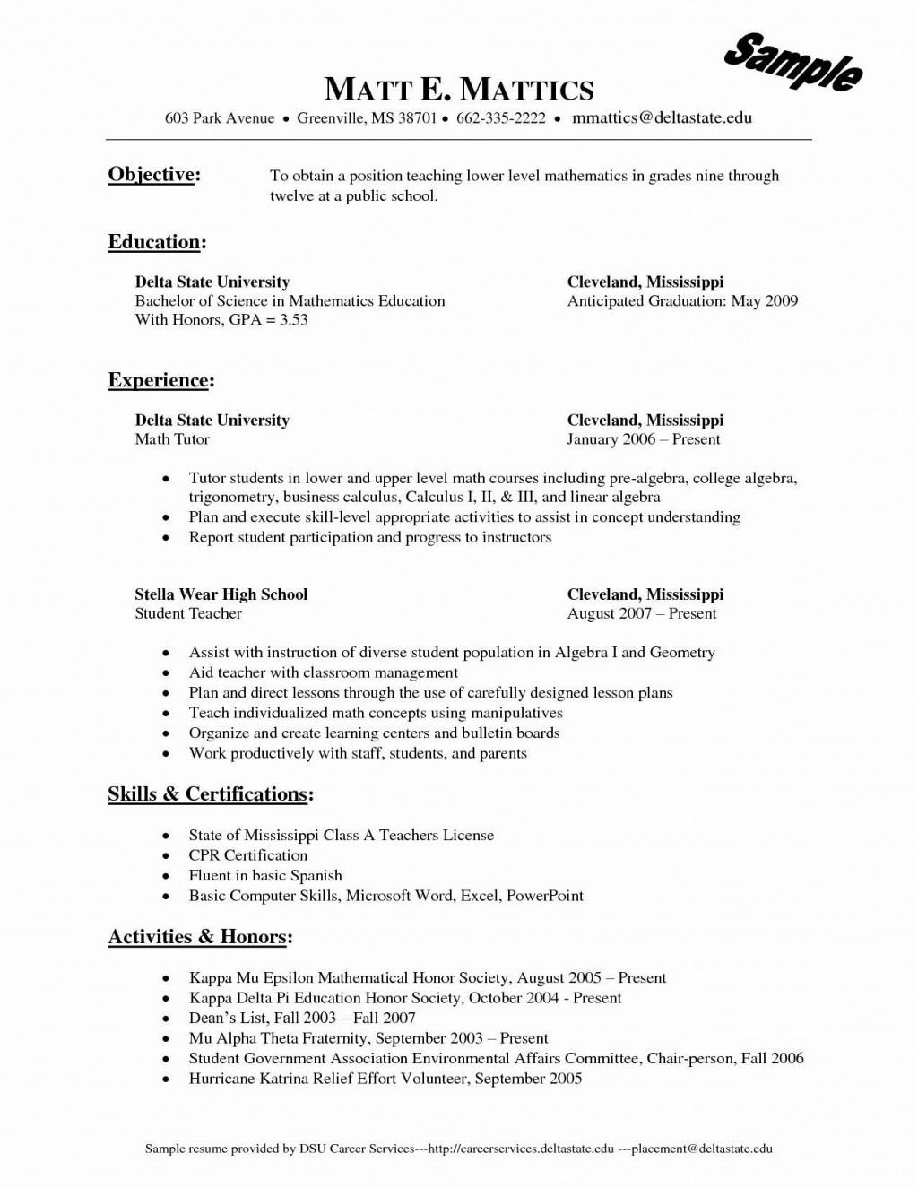 002 Remarkable Resume Template For Wordpad Image  Free Cv DownloadLarge