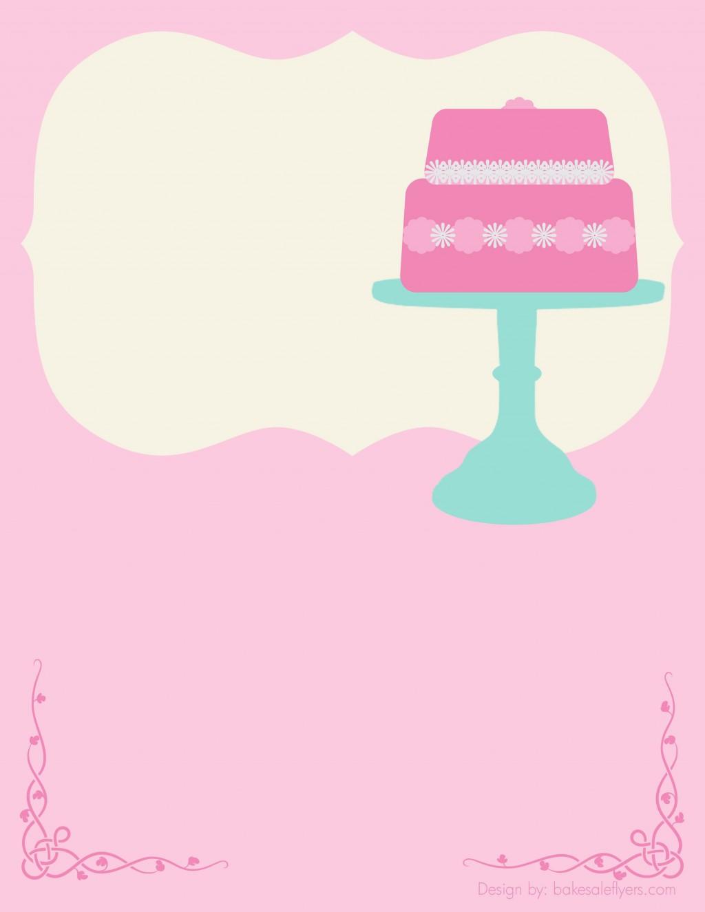 002 Remarkable Valentine Bake Sale Flyer Template Free Sample  Valentine'Large