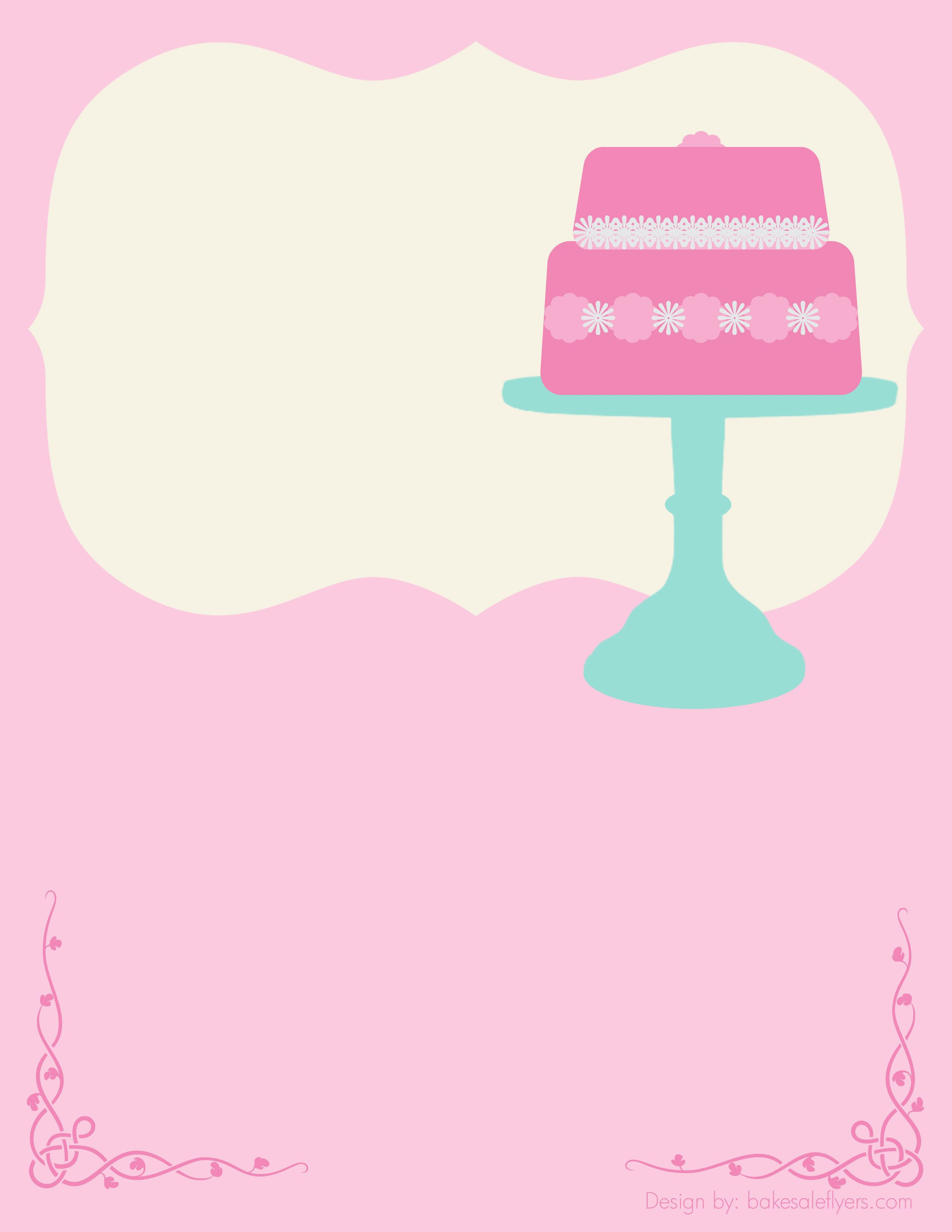 002 Remarkable Valentine Bake Sale Flyer Template Free Sample  Valentine'Full