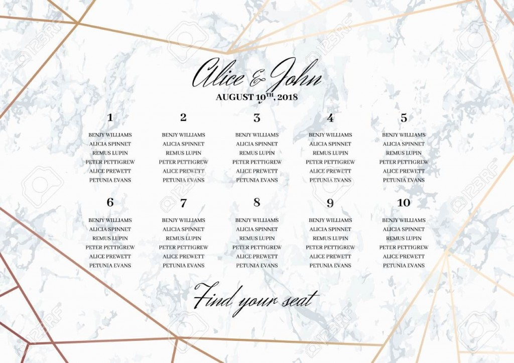 002 Remarkable Wedding Seating Chart Template Design  Templates Plan Excel Word MicrosoftLarge