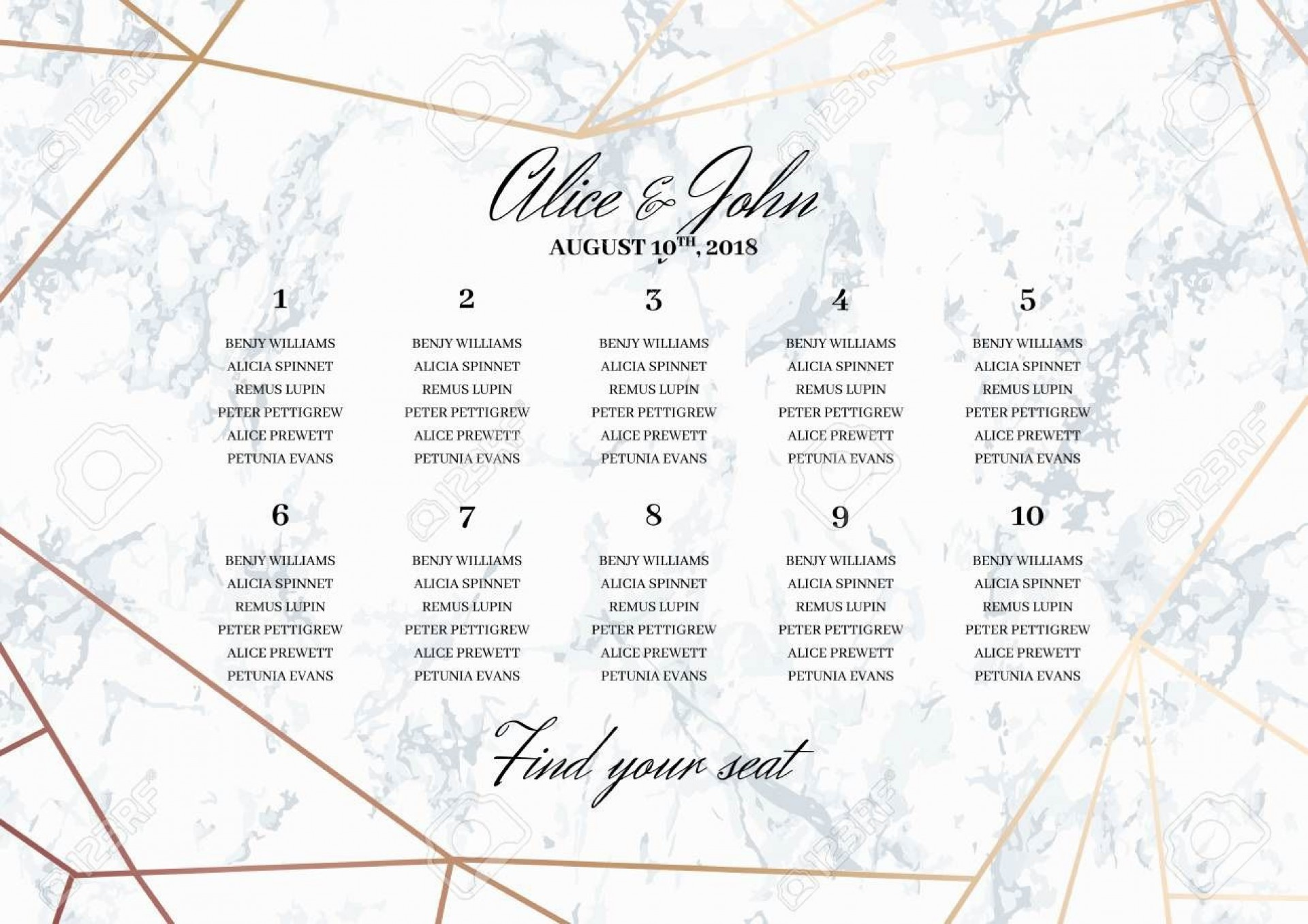 002 Remarkable Wedding Seating Chart Template Design  Templates Plan Excel Word Microsoft1920