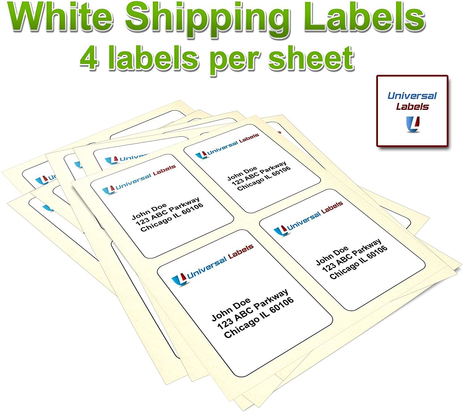002 Sensational 4x6 Shipping Label Template Word High Definition Full