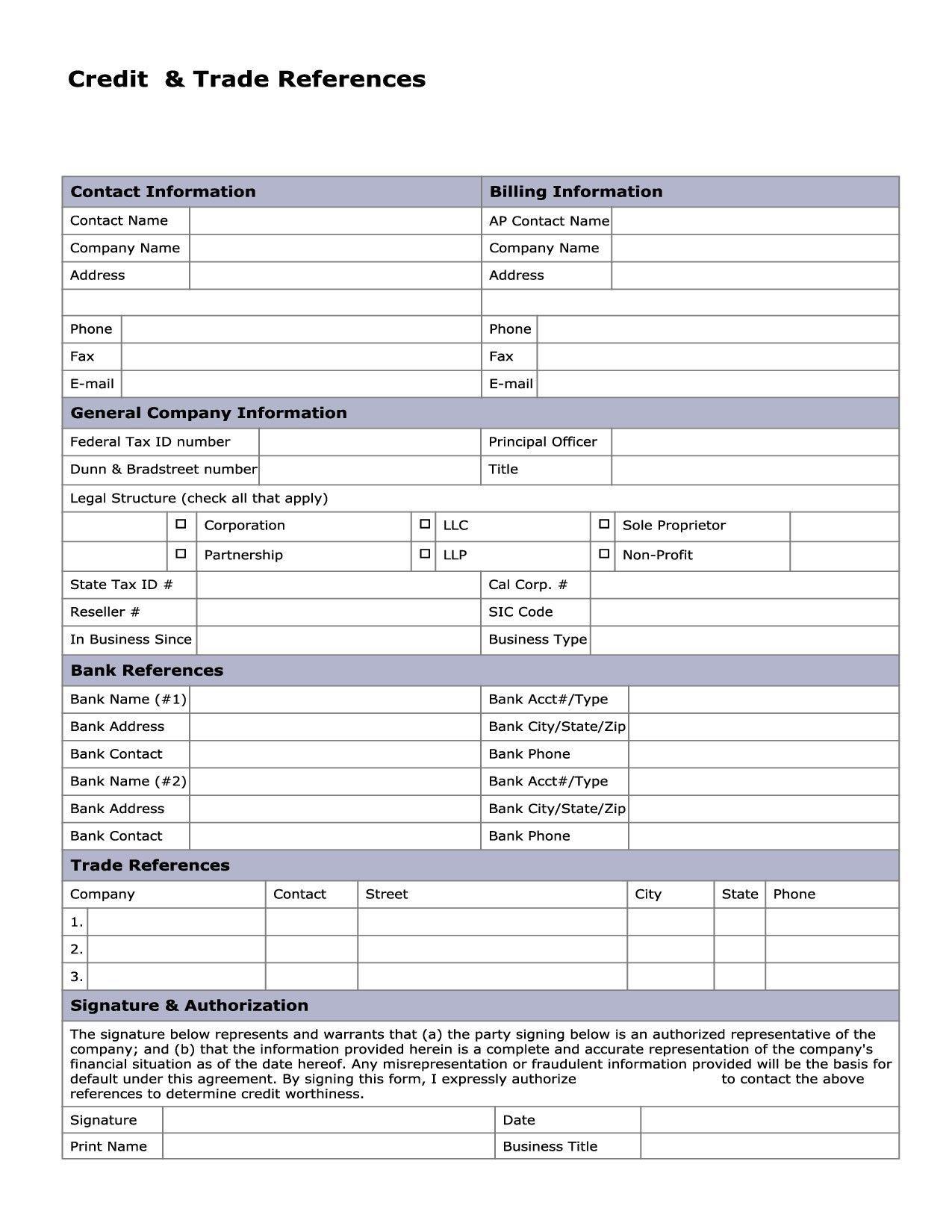 002 Sensational Busines Credit Application Form Template Inspiration  Account Uk Australia CanadaFull