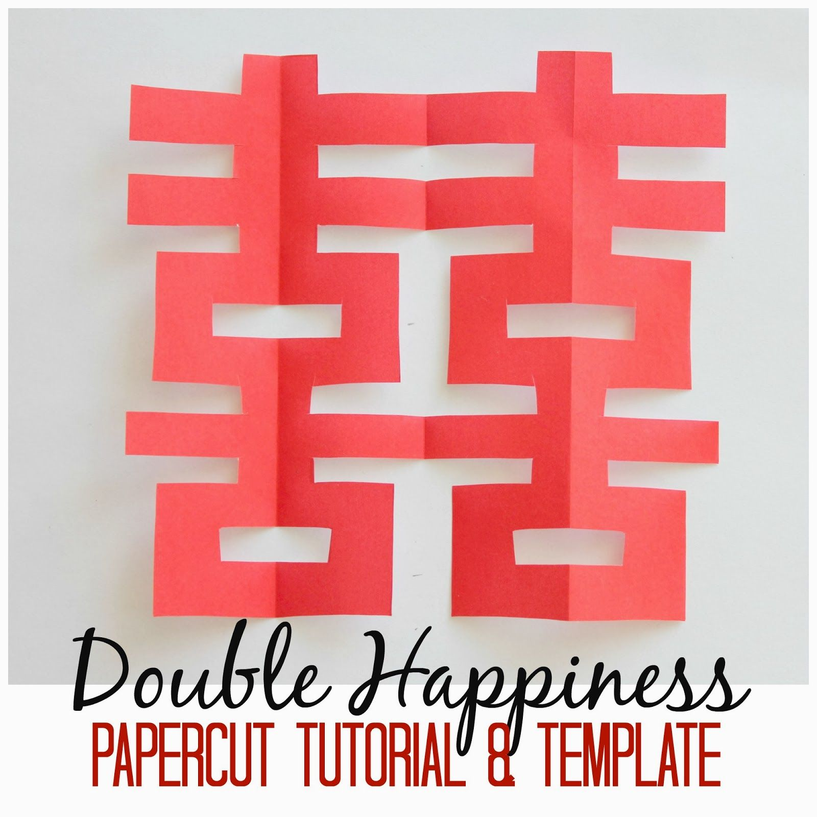 002 Sensational Chinese Paper Cutting Template Sample  Pdf DragonFull
