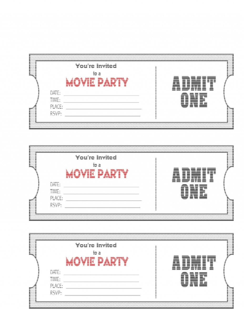 002 Sensational Free Printable Ticket Template High Def  Editable Airline Christma For GiftLarge