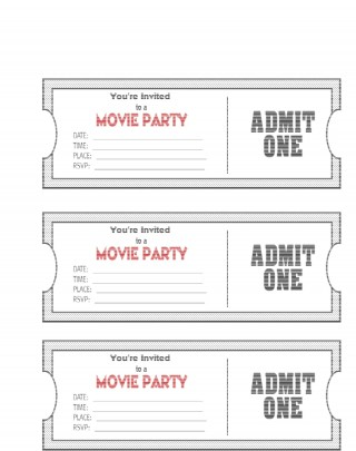 002 Sensational Free Printable Ticket Template High Def  Editable Airline Christma For Gift320