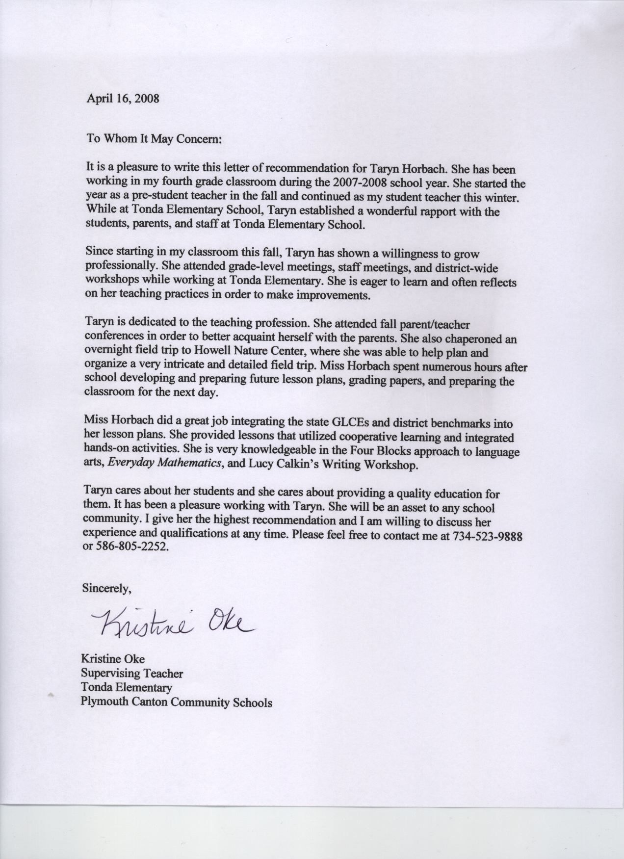002 Sensational Letter Of Recommendation For Student Teacher From Cooperating Template Highest Quality Full