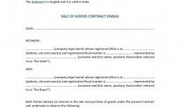 002 Sensational Sale Agreement Template Australia High Def  Busines Horse Car Contract